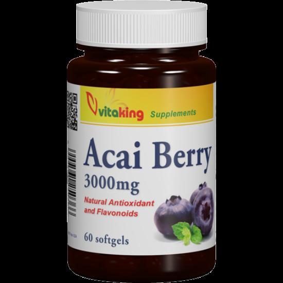 Acai Berry (60 gkapsz)