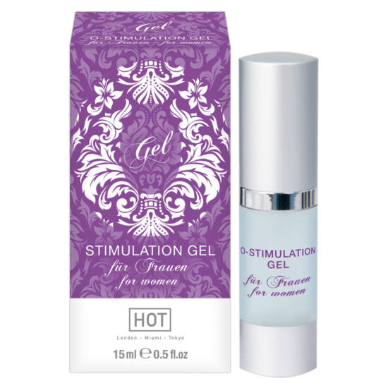 HOT Stimulációs intim gél nőknek (15ml)