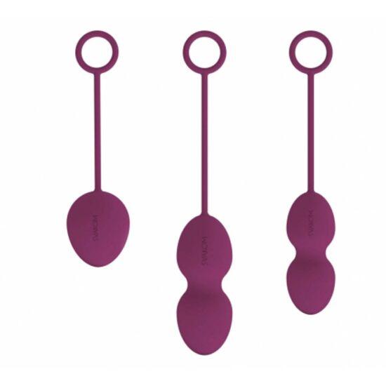 Nova Ball - Violet (gésagolyó szett)
