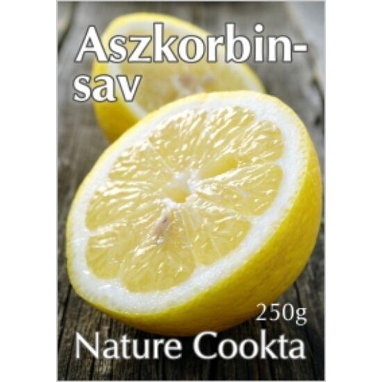Aszkobinsav (100% L-aszkorbisav) Natur Cookta 250g