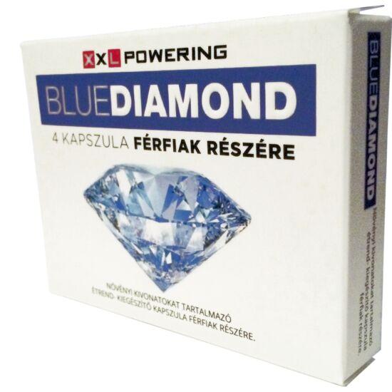 BlueDiamond - étrendkiegészítő kapszula férfiaknak (4db)