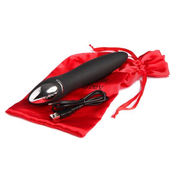 A Szürke Ötven Árnyalata - luxus G-pont vibrátor (USB-s)