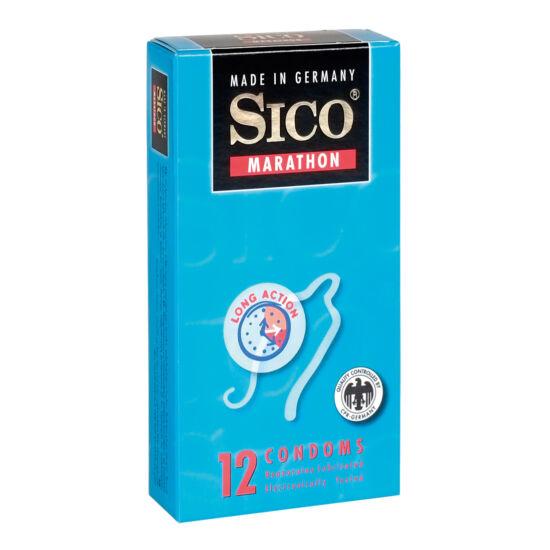SICO Marathon - késleltetős óvszer (12db)