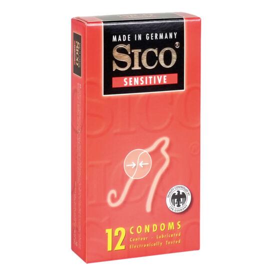 SICO Szenzitív óvszer (12db)