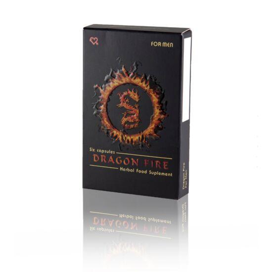 Dragon Fire - étrendkiegészítő kapszula férfiaknak (6db)