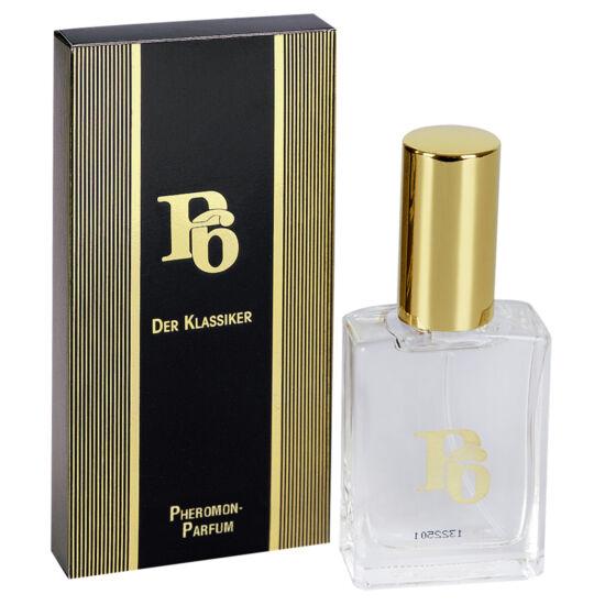 P6 klasszikus feromon parfüm (25ml)