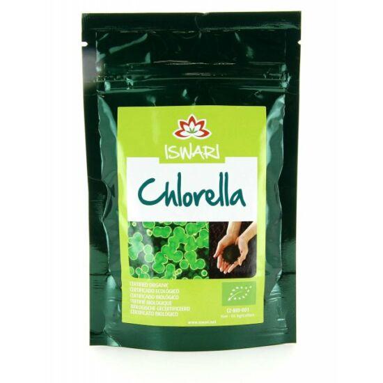 Iswari Bio Chlorella alga por 125g