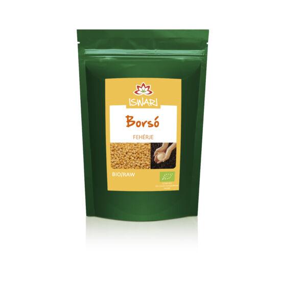 Iswari Bio Sárgaborsó protein 80% 250g