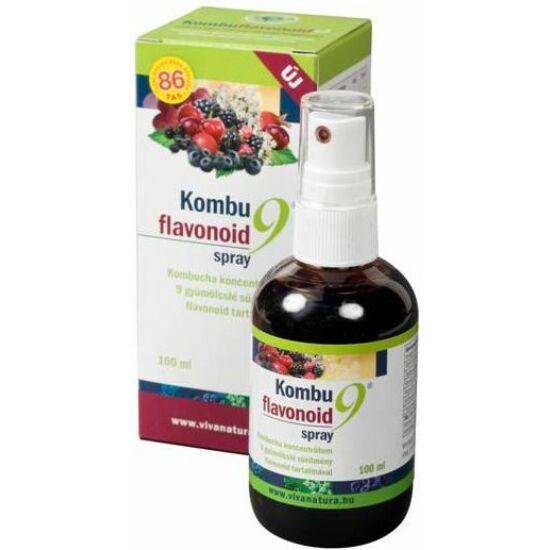 Kombuflavonoid 9 spray (100ml)