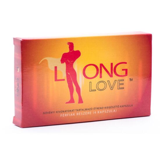 Long Love Magömlést Késleltető (4db)