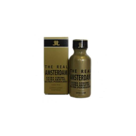 JJ THE REAL AMSTERDAM EXTRA STRONG - 30 ML