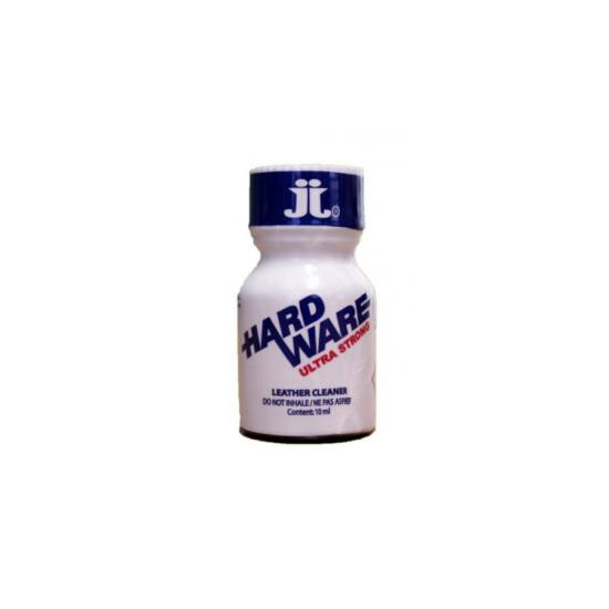 JJ HARD WARE ULTRA STRONG - 10 ML