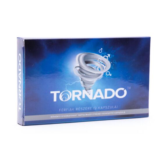 Tornado Potencianövelő (2 kapszula)