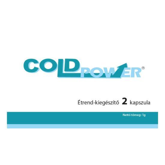 COLD POWER - 2 DB